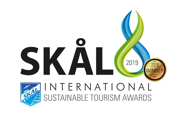 Skål International Sustainable Tourism Award - Best Major Attraction 2019
